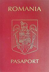 pasaport-romania